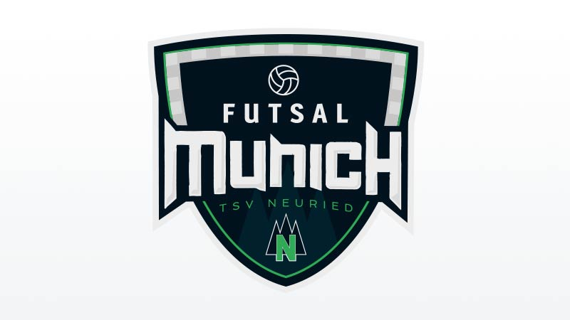 Logo des Futsal-Teams des TSV Neuried