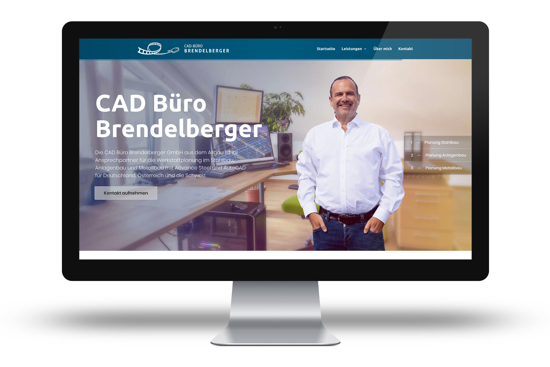 Website für CAD Büro