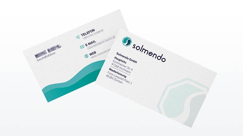 Visitenkarten für Firmen
